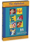 K4025 - Special Kids Learning Series The Alphabet