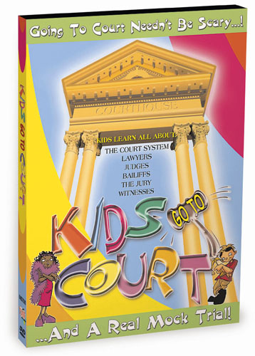K4037 - Kids Go To Court