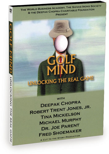 K4274 - Golf Mind Unlocking The Real Game