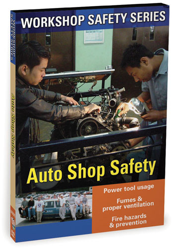K4404 - Workshop Safety Auto Shop