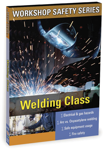K4405 - Workshop Safety Welding Class