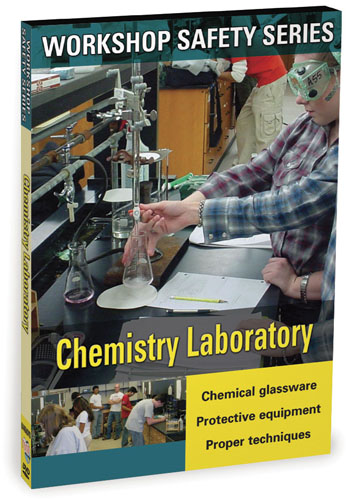 K4406 - Workshop Safety Chemistry Laboratory