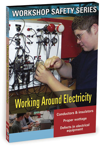 K4407 - Workshop Safety Working Around Electricity