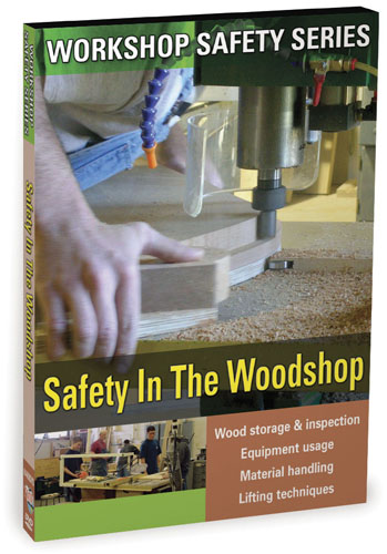 K4408 - Workshop Safety Safety In The Woodshop