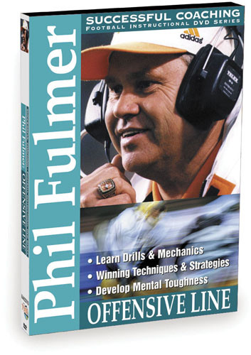 K4452 - Phil Fulmer Offensive Line