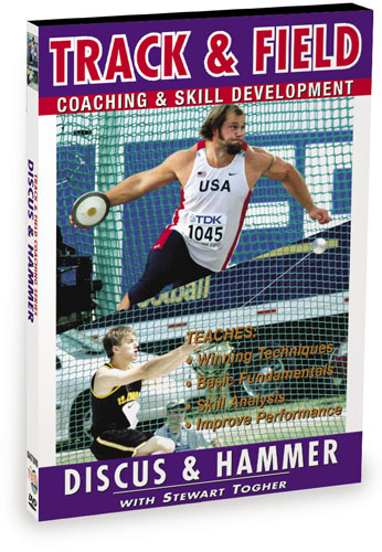 K4471 - Track & Field Discus & Hammer With Stewart Togher