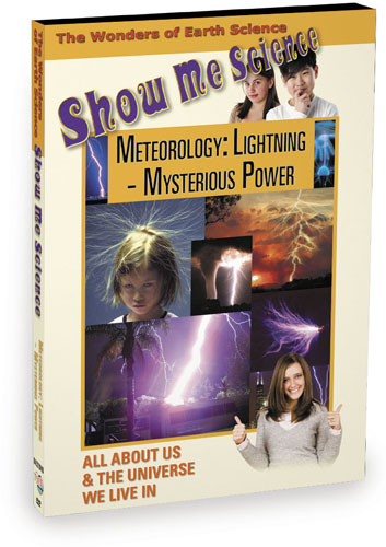 K4521 - Meteorology Lightning Mysterious Power