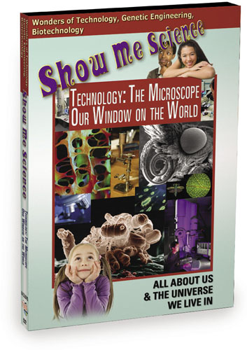 K4526 - Technology The MicroscopeOur Window On The World
