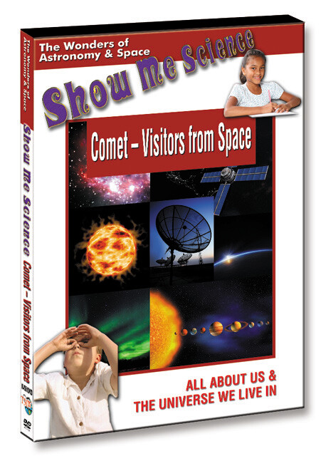 K4561 - Comet  Visitors from Space