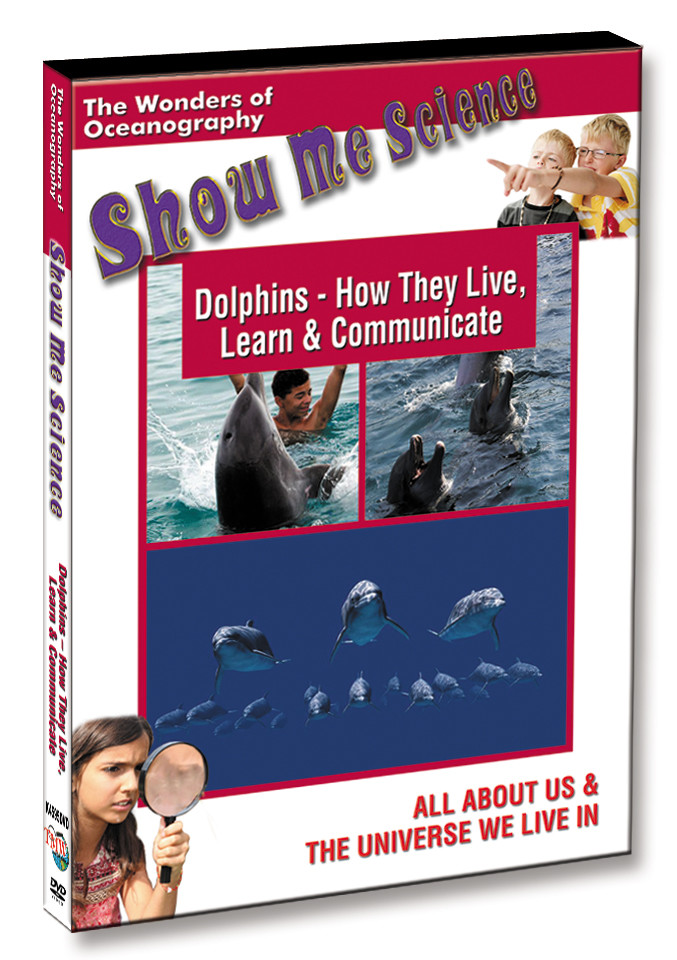 K4595 - Dolphins How they Live, Learn & Communicate