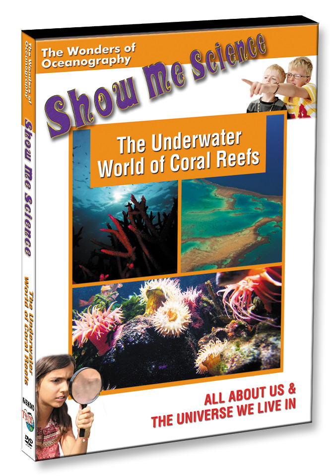K4596 - The Underwater World of Coral Reefs