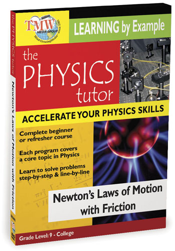 KA8566 - Newton?s Laws Of Motion With Friction