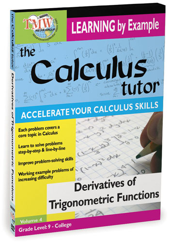 KA8588 - Derivatives Of Trigonometric Functions