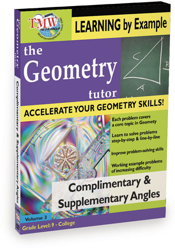 KA8695 - Complimentary & Supplementary Angles