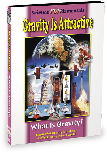 KF524 - Gravity Is Attractive  What Is Gravity?