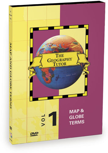 KG101 - Map & Globe Terms