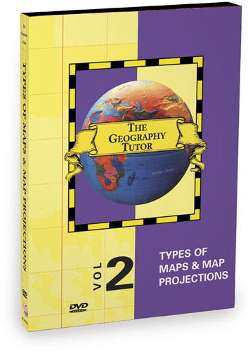 KG102 - Types of Maps & Map Projections