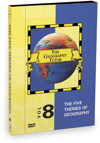 KG108 - Five Themes of Geography