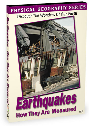 KG1153 - Physical Geography Earthquakes & How They Are Measured
