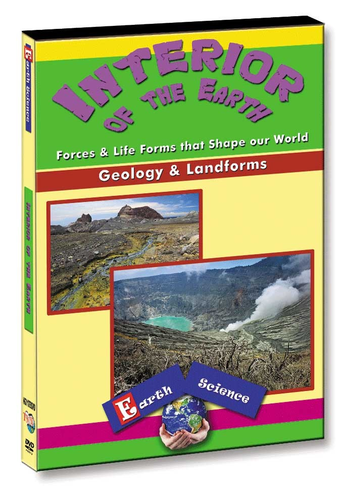 KG1179 - Interior of the Earth Geology & Landforms