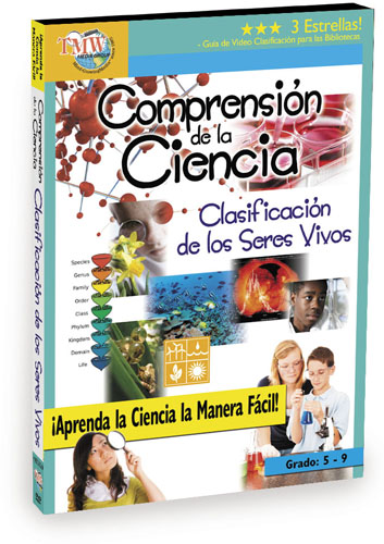 KUS2055 - Understanding Science Classification of Living Things (Spanish)