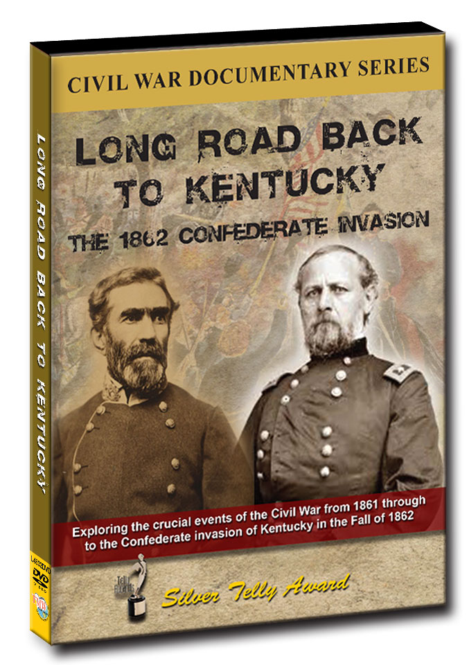 L4832 - Long Road Back to Kentucky The 1862 Confederate Invasion
