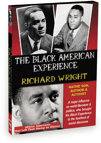 L5734 - Richard Wright Native Son, Author And Activist