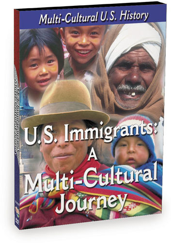 L934 - The History of the United States US Immigrants a Mulit-Cultural Journey