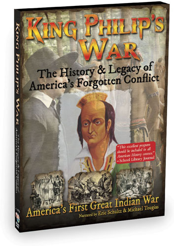 L9803 - King Philip's War The History & Legacy of America's Forgotten Conflict