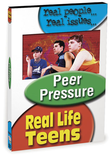 Q338 - Real Life Teens Peer Pressure
