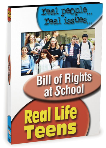 Q339 - Real Life Teens Bill Of Rights At School
