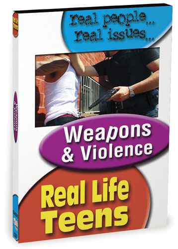 Q340 - Real Life Teens Weapons & Violence