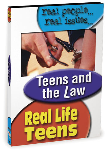 Q341 - Real Life Teens Teens & The Law