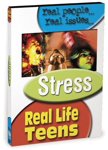 Q351 - Real Life Teens Stress