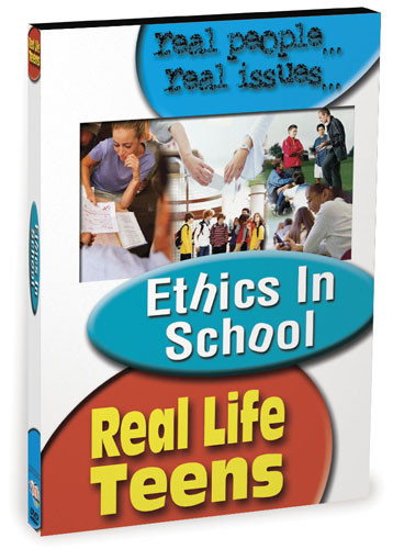 Q353 - Real Life Teens Ethics In School