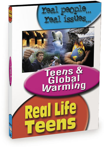 Q386 - Real Life Teens Teens & Global Warming