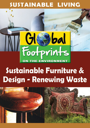 K4706 - Sustainable Furniture & Design - Renewing Waste